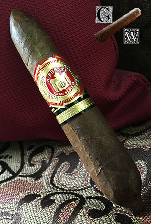Arturo Fuente Work of Art Review