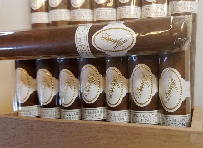 many cigars